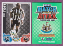 Newcastle United Cheick Tiote Ivory Coast 9
